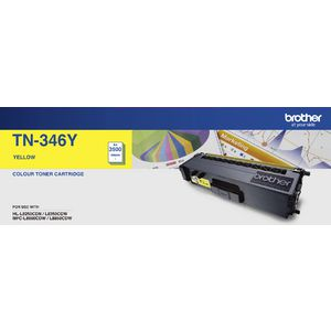 Brother TN-346 Toner Cartridge Yellow