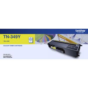 Brother TN-349 Toner Cartridge Yellow