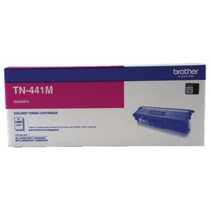 Brother TN-441 Toner Cartridge Magenta