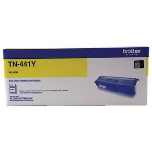 Brother TN-441 Toner Cartridge Yellow