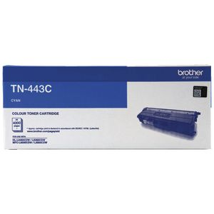 Brother TN-443 Toner Cartridge Cyan
