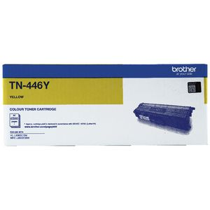 Brother TN-446 Toner Cartridge Yellow