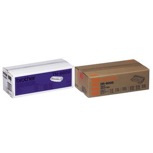 Brother TN-6600 HC Toner Cartridge Black