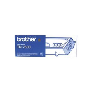Brother TN-7600 HC Toner Cartridge Black