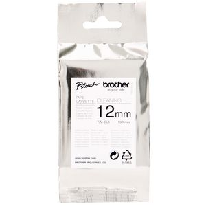 Brother Cleaning Head Cassette Tape 12mm TZe-CL3