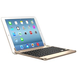 BrydgeAir 9.7 Bluetooth Keyboard iPad Air Gold BRY1013