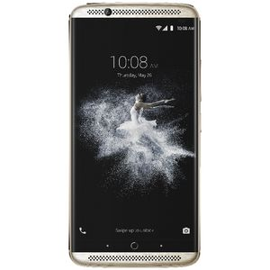 ZTE Axon 7 Unlocked Mobile Phone 64GB Gold