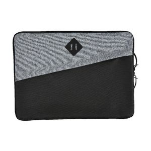 "J.Burrows 14.1"" Diamond Laptop Sleeve Black"