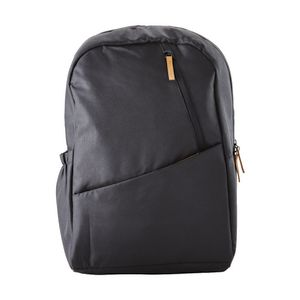 "J.Burrows 15.6"" Recycled Backpack Black"