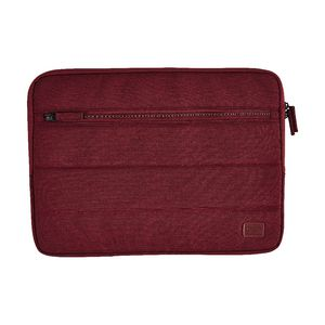 "J.Burrows 14"" Recycled Laptop Sleeve Berry"