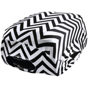 Bon Voyage Luggage Cover Chevron