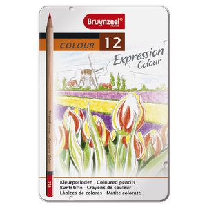 Bruynzeel Expression Coloured Pencils 12 Pack