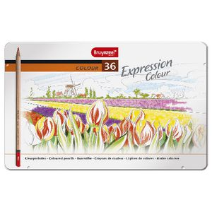 Bruynzeel Expression Coloured Pencils 36 Pack