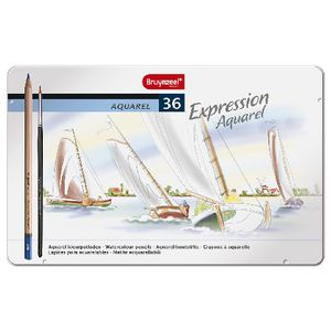 Bruynzeel Expression Aquarelle Pencils 36 Pack