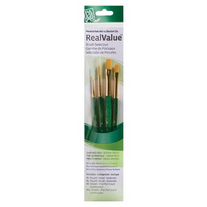 Princeton 9116 Paintbrush Set 4 Pack