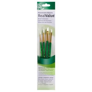Princeton 9117 Paintbrush Set 4 Pack