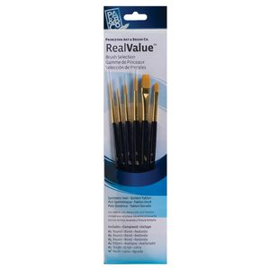 Princeton 9132 Paintbrush Set 6 Pack