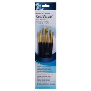 Princeton 9137 Paintbrush Set 6 Pack