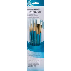 Princeton 9174 Paintbrush Set 5 Pack