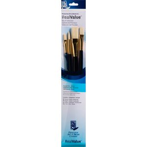 Princeton 9131 Paint Brush Set 4 Pack