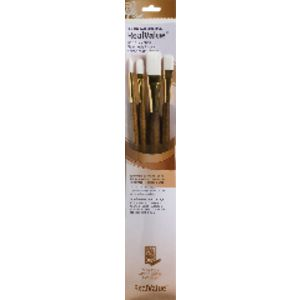 Princeton 9147 Paint Brush Set 4 Pack