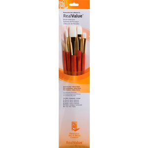 Princeton 9156 Paintbrush Set 6 Pack