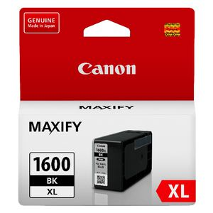 Canon PGI-1600XL Ink Cartridge Black