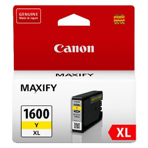 Canon PGI-1600XL Ink Cartridge Yellow