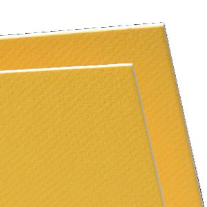 Canson Mi-Teintes 600 x 800mm Mount Board Canary Yellow