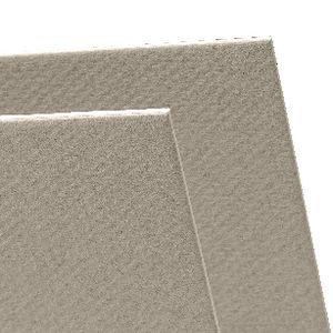 Mi-Teintes 600 x 800mm Mount Board Flannel Grey