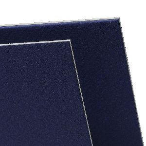 Mi-Teintes 600 x 800mm Mount Board Indigo Blue