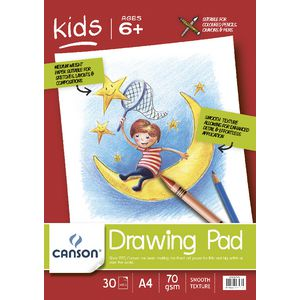 Canson Drawing Pad A4 70 gsm