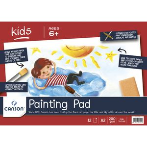Canson Painting Pad A2 200gsm