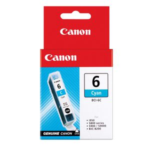 Canon BCI-6 Ink Cartridge Cyan