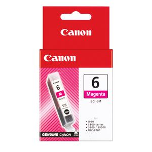 Canon BCI-6 Ink Cartridge Magenta