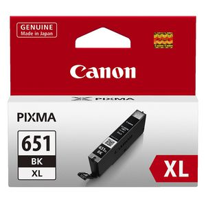 Canon CLI651 XL Ink Cartridge Black