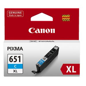 Canon CLI651 XL Ink Cartridge Cyan