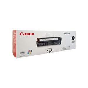 Canon Cart-418 Toner Cartridge Black