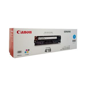 Canon Cart-418 Toner Cartridge Cyan