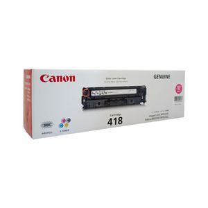 Canon Cart-418 Toner Cartridge Magenta