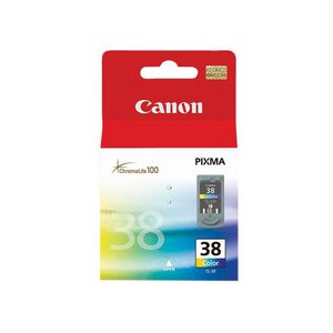 Canon ChromaLife100 CL-38 Ink Cartridge Tri-Colour