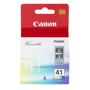 Canon ChromaLife100 CL-41 Ink Cartridge Tri-Colour