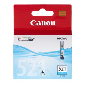 Canon CLI-521 Ink Cartridge Cyan