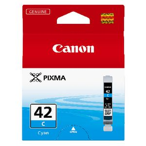Canon CLI 42 Ink Cartridge Cyan