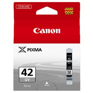 Canon CLI 42 Ink Cartridge Grey
