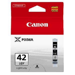 Canon CLI 42 Ink Cartridge Light Grey