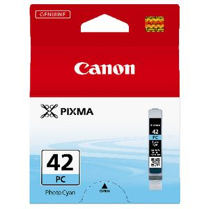 Canon CLI 42 Ink Cartridge Photo Cyan