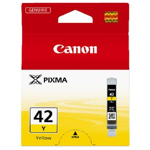 Canon CLI 42 Ink Cartridge Yellow