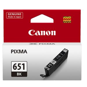 Canon CLI-651 Ink Cartridge Black