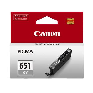 Canon CLI-651 Ink Cartridge Grey